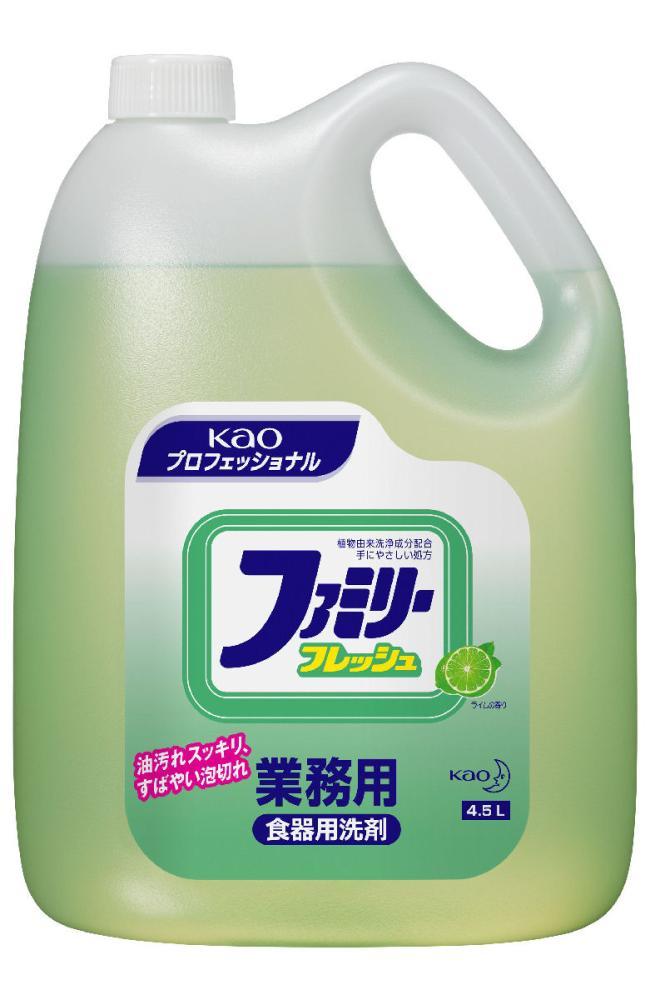 花王 業務用 ファミリーフレッシュ 4.5L