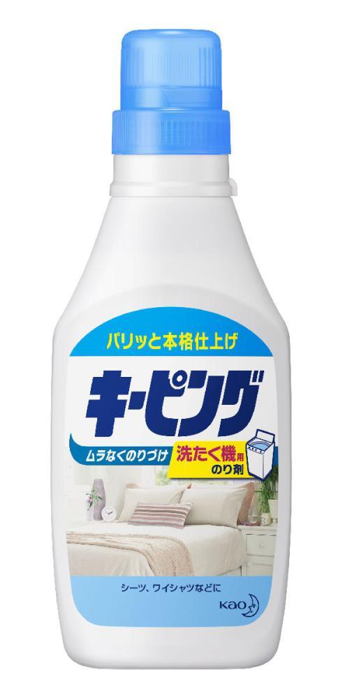 花王 洗濯機用キーピング 本体 600ml