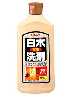 リンレイ 白木洗剤 500ml
