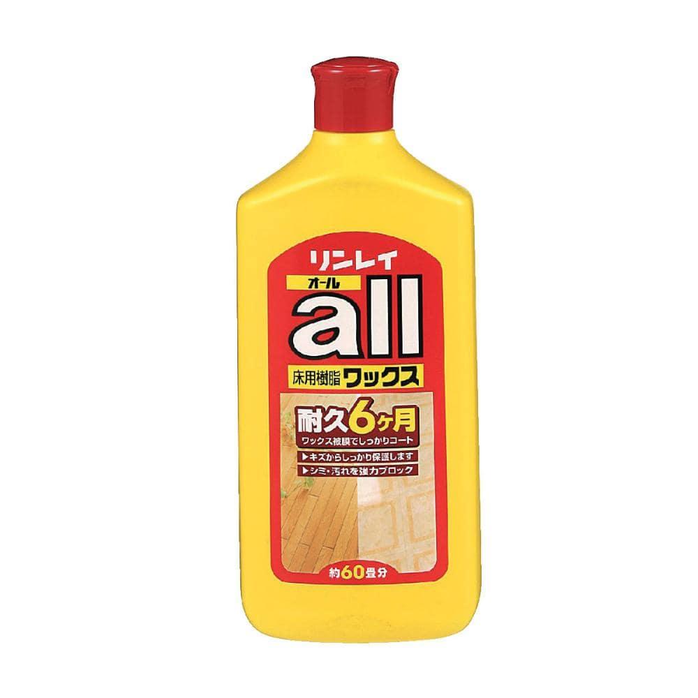 リンレイ 床用樹脂ワックス オール 1L