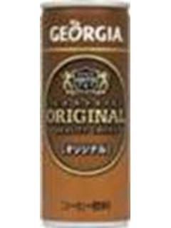 コカ・コーラ ジョージア オリジナル 缶コーヒー 250g