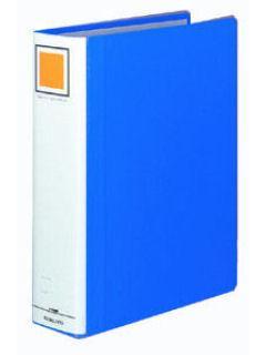 コクヨ チューブファイル両開き(エコツインR) フ-RT660B A4S(縦型)
