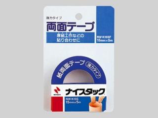 ニチバン 両面テープ ナイスタック強力用 NW-K15SF