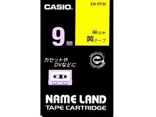 カシオ ネームランドテープ XR-9YW