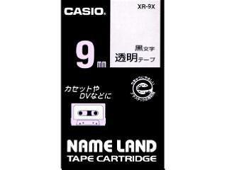 カシオ ネームランドテープ XR-9X
