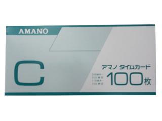 アマノ タイムカード C 100枚入