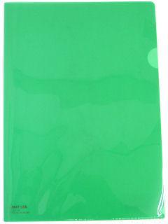 リヒト クリアホルダー 緑