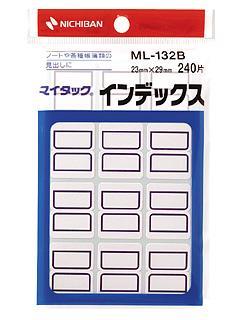 ニチバン マイタック1 NDEX ML-132B