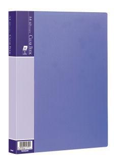 クリアブック A4 60P