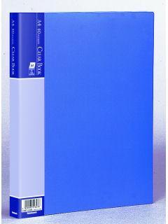 クリアブック A4 40P