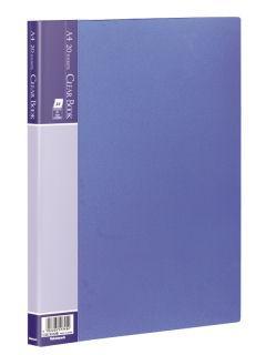 クリアブック A4 20P