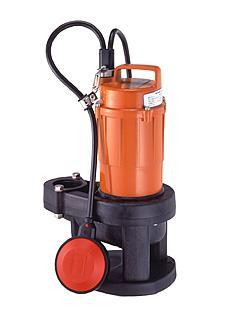 寺田 自動汚物用水中ポンプ 60Hz SXA-150