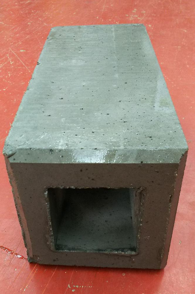 フェンス基礎石 450 本州対象商品