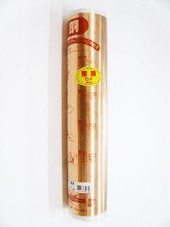 銅ロール 0.1×365×600 テープ付