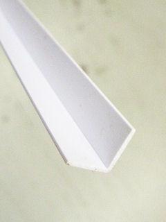 光モール ホワイトアングル 10X10 1820MM NO.320