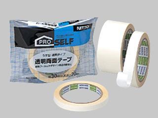 ニツトー透明両面テープ 539R 10×20