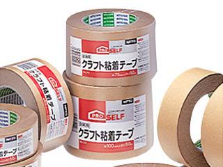日東 クラフト粘着テープ 75×50 No.712