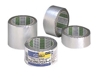 アルミガラスクロステープ 38×10