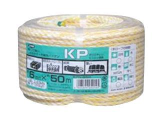 ロープ万能パック 6mm×50m KPN650