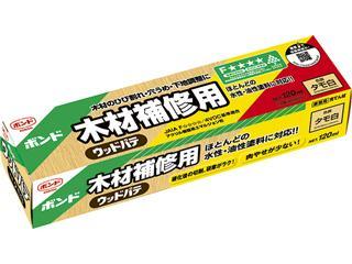 コニシ ウッドパテ 120ml タモ白