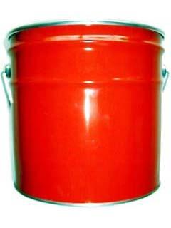 カラー下げ缶 赤
