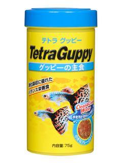テトラ グッピー 75g