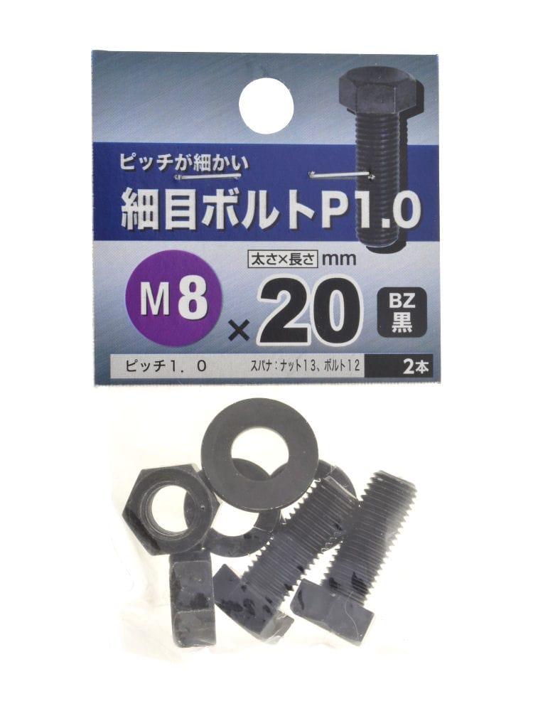 サイメボルト P10 8X20