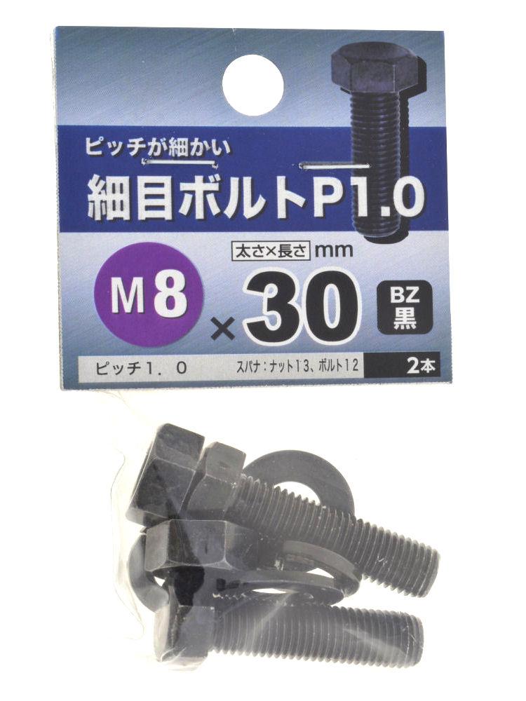 サイメボルト P10 8X30