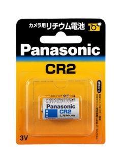 パナソニック リチウムシリンダー CR-2W