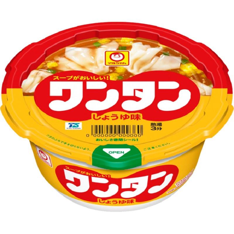 東洋水産 マルちゃん ワンタン しょうゆ味 32g