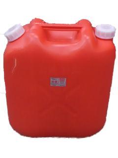 灯油缶 赤 18L
