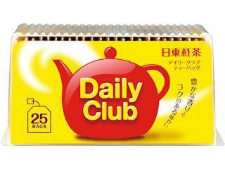 日東紅茶 ディリークラブティーバック 25袋入