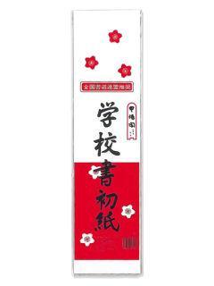 マルアイ 学校書初紙 P20カキ-11(NI)