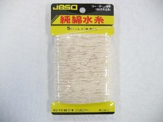 JBSO 純綿水糸カード巻 100m 各サイズ