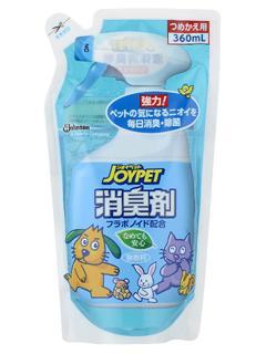 ジョンソン ジョイペット 液体消臭剤詰替
