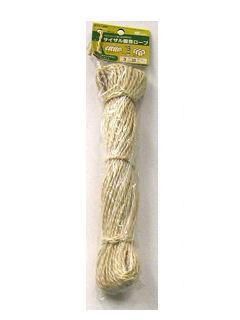 ヘッダー付サイザル 園芸ロープ