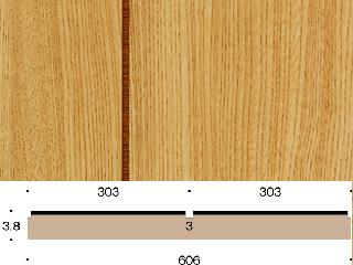 クトクプリント合板 Pプリント 2×8尺 SP-11