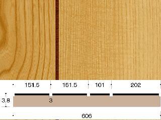クトクプリント合板 Pプリント 2×8尺 SP-13