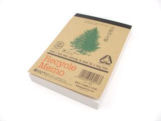 リサイクルメモ メテ-100