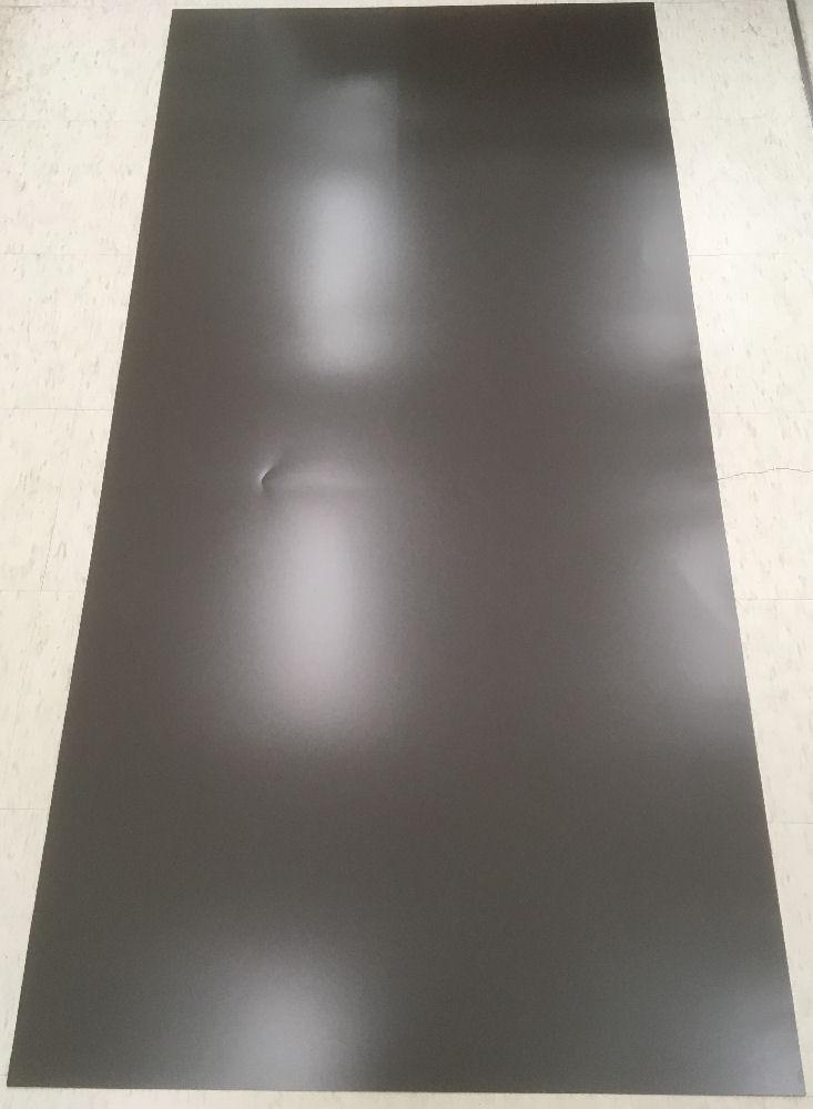 カラー平トタン ブラウン 厚さ0.27mm×3 ...