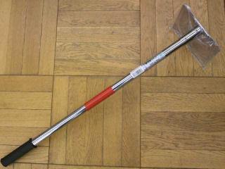ステンパイプ柄手鍬 750MM