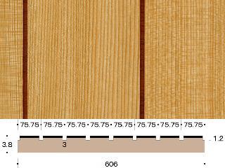 クトクエースピーリング 2×9尺 各種