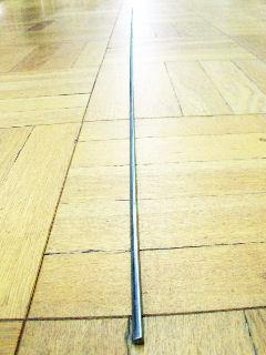 シルバーレールB2 1820mm