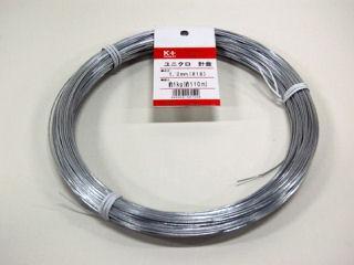 ユニクロ針金 #14×40m 1kg