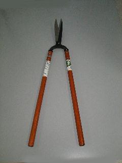 鋼典 安来鋼付 門型 葉刈鋏 195mm 2尺柄