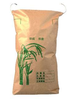 新袋米袋 30kg用 クルパック 伸張紙