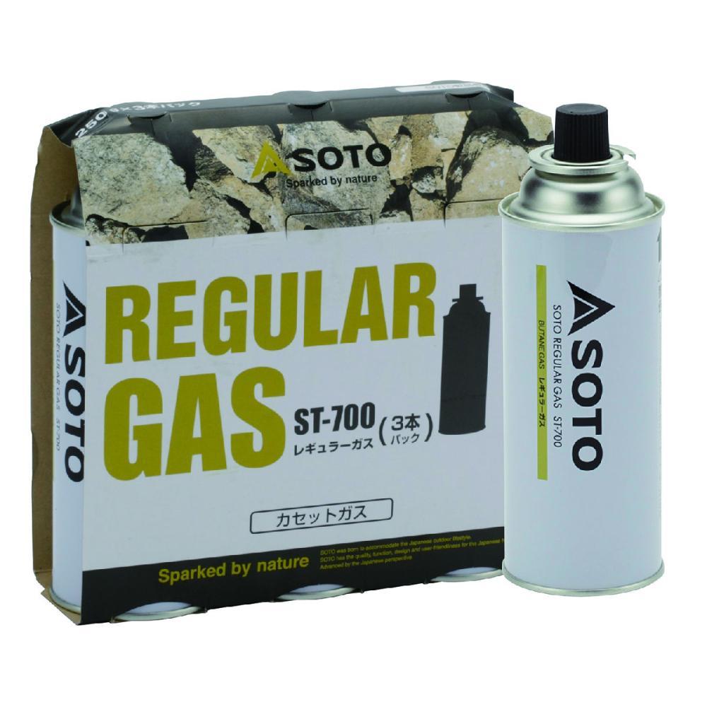 SOTO レギュラーガス 3本パック ST―7001