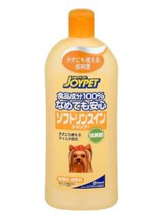 【クリックでお店のこの商品のページへ】ジョイペット ソフトケアシャンプー 愛犬用 350ml