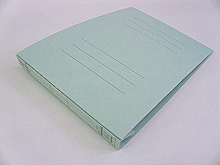 フラットファイル A5 E ブルー