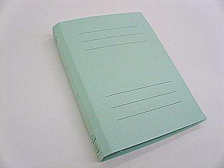 フラットファイル B6 S ブルー